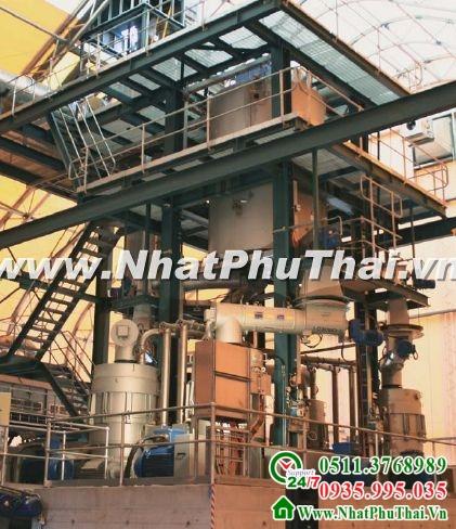 Máy ép viên gỗ wood pellet 4 - 5 tấn - Kahl - Đức - Hình 04