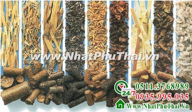 Máy ép viên gỗ wood pellet 4 - 5 tấn - Kahl - Đức - Hình 01