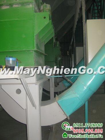 Tư vấn thiết kế chế tạo máy nghiền dăm gỗ thành mùn cưa - hình 09